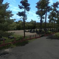 Cemetery of Daugavpils