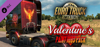Valentine's Paint Jobs Pack