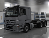 Ets2 Dealer MB Actros Low Roof Sleeper 6x4