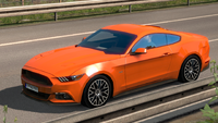 Ets2 Ford Mustang 2