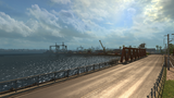 Le Havre Port area