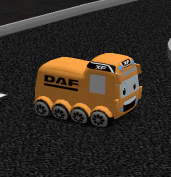 Daf items daf plush toy