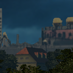 Green Citadel