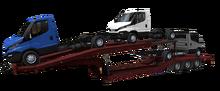ETS2 Van transporter