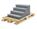Cargo icon Precast stairs