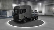 Scania Preconfigured Model 11