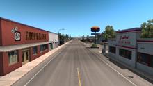 US 54 Carrizozo
