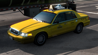 ATS Ford Crown Victoria Cab