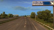 Aire Sud de Beuzeville
