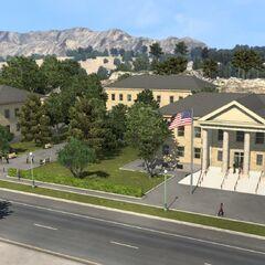 Carson City Public Buildings