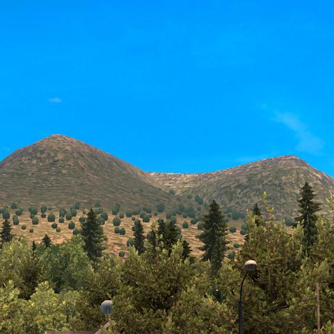Elden Mountain
