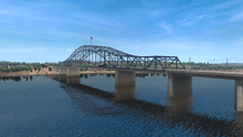 Kennewick Pioneer Memorial bridge
