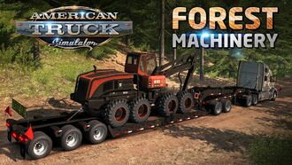 ATS Forest Machinery DLC
