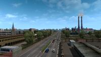 Rostock view