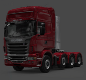Ets2 Dealer Scania R 2012 Topline 2