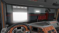 Daf xf euro 6 interior standard