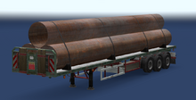 ETS2 Flat Bed