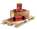 Cargo icon Explosives