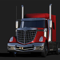 A render of the LoneStar before ATS release