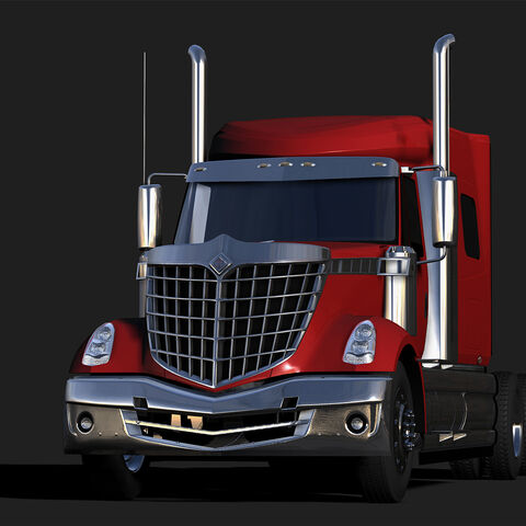 A render of the Lonestar from before ATS release