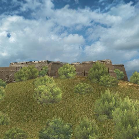 Gonzaga Fortress