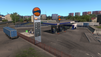 Minor Station