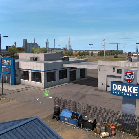 Drake Car Dealer