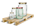Cargo icon Mason jars