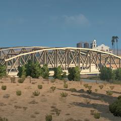 Ocean to Ocean Bridge