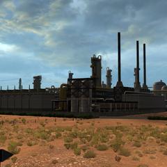 Gallon refinery