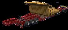 ATS STP Haul Truck Hull