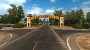 Bakersfield sign