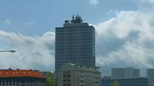 Düsseldorf Vodafone-Hochhaus