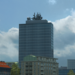 Vodafone-Hochhaus