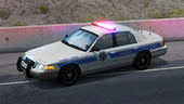 Police Arizona Crown Victoria