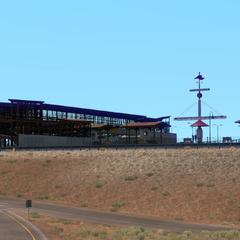 Santa Fe County Station