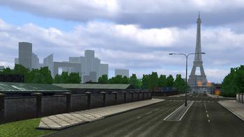 ETS1 skyline