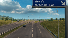 Aire de Tardenois-Sud