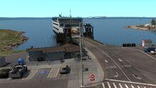 Coupeville Ferry Dock