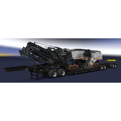 Milling Machine (97,000 lb / 43 t)