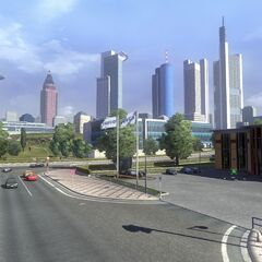 Old skyline