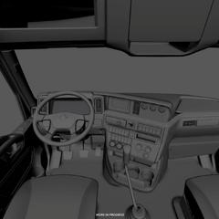 LoneStar interior CAD revealed during ATS 3rd anniversary livestream in February 4th, 2019