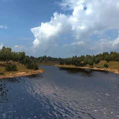 Mad River near Eureka