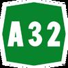Italy A32 shield