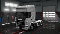 Scania R Chassis 6x4