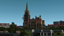 UK Cambridge Our Lady Church