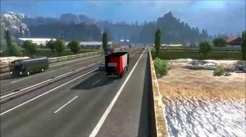 Euro Truck Simulator 2 - Italy A23