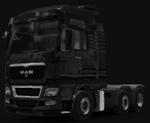 MAN Truck at dealer 7