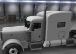 Peterbilt 389 Standard Exhaust