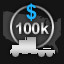 ATS Achievement money 100k